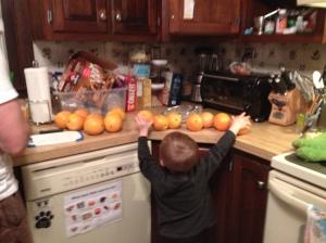 Organizing Oranges