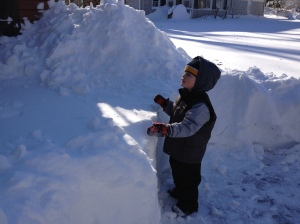One Nate of Snow