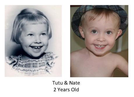 Tutu and Nate