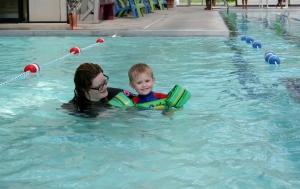 I'm Swimming!