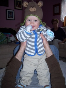 Nate 8 months