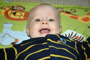Nate at 7 months