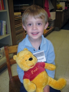 Oct 2014 Christopher Robin